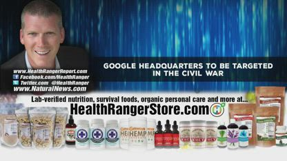 Google headquarters to be targeted in the civil war