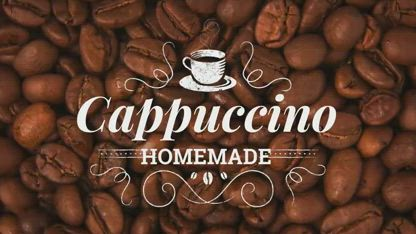 Cappuccino at Home Only 3 Ingredients Cappuccino Coffee Recipe by (HUMA IN THE KITCHEN)
