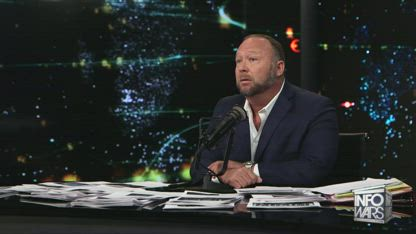 """""""This is the Most Important Report I've Ever Filed""""-Alex Jones"""