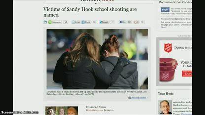 Sandy Hook Principal Dead or Alive
