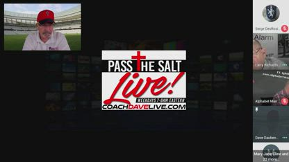 Pass the Salt Live - We can Overcome 11-20-2018