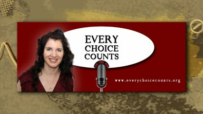 Every Choice Counts Podcast with host, Dara Berger and Special Guest Dr. Paul Thomas