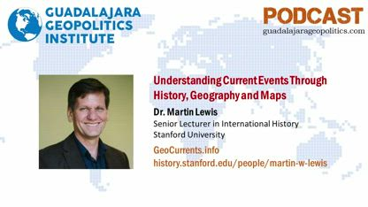 Martin Lewis: Understanding Current Events Through Geography And Maps