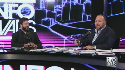 Sargon of Akkad Live In Studio With Alex Jones Full Interview