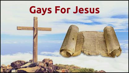 Iconoclast: Where are all the Gay people in the Bible??