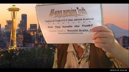 AwPT = All-ways Pursuing Truth, Seattle Transplants, part 2, Brazil and Venezuela, Paradise.