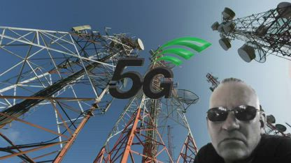 """The """"SMART"""" 5G Killer Technology Agenda with Special Guest Mark Steele"""
