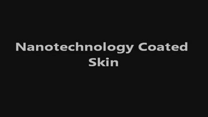 Nanotechnology Coated Skin
