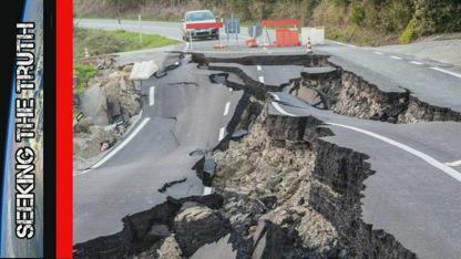 California Earthquakes Set To Trigger Catastrophic Mega-Quake