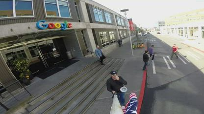 Google Youtube Try to remove Free Speech on Seattle Streets !