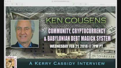 Kerry Cassidy of Project Camelot interviews ken scott of Gemstone University