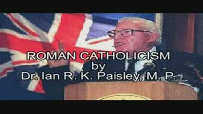 Roman Catholicism - The Conversion of Europe by Ian Paisley