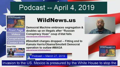 """Democrat Machine embraces segregation & doubles up on illegals after """"Russian Conspiracy Hoax"""" coup d'état fails"""